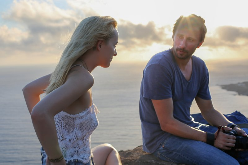 A Bigger Splash Movie uk 2016