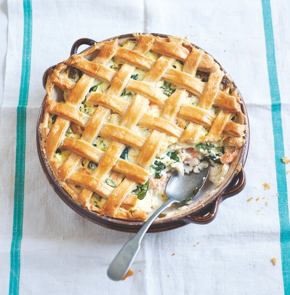 Whitby Fish Pie recipe by Paul Hollywood