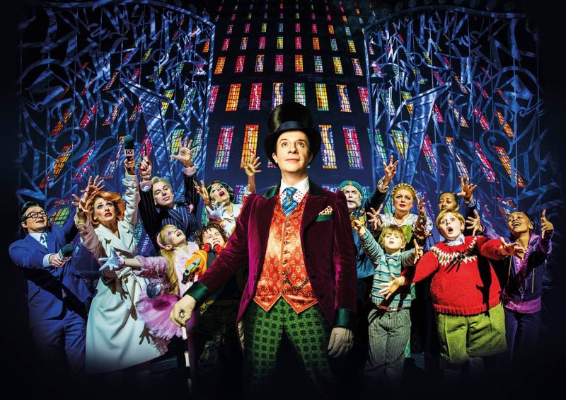 Charlie and The Chocolate Factory theatre london