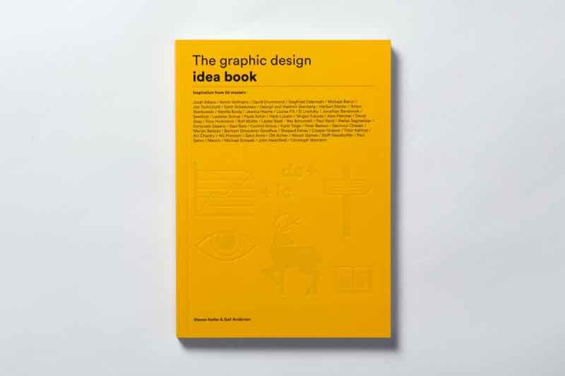 the graphic design idea book inspiration from 50