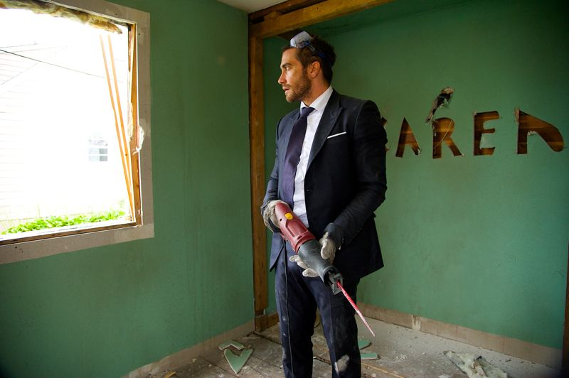 Jake Gyllenhaal Demolition Movie 29th April