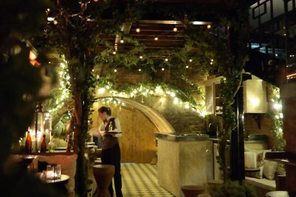 Dalloway Terrace Review London