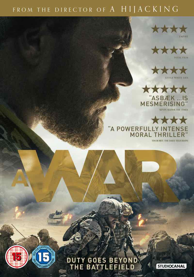 A_WAR on DVD