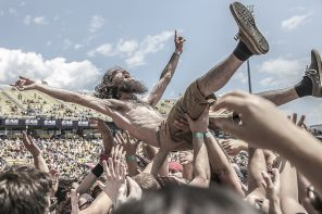 RotR 2016 or: How I learned to stop being afraid of metal and love crowd surfing