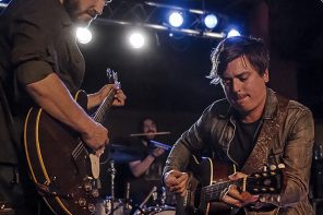 'The Wild Feathers' from Nashville host a celebration of music