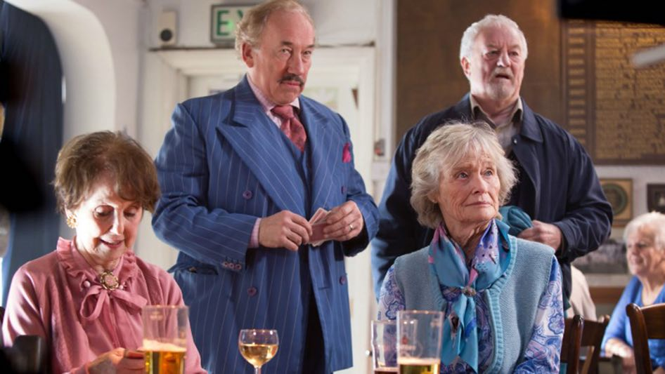 Golden Years Film Review