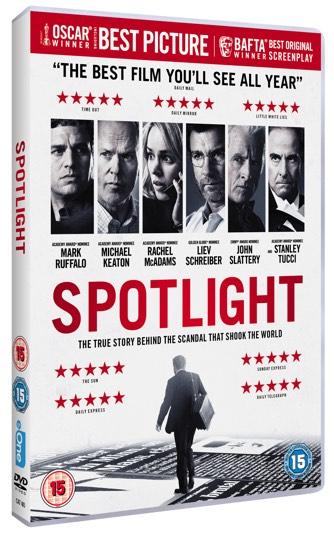 Win Spotlight on DVD