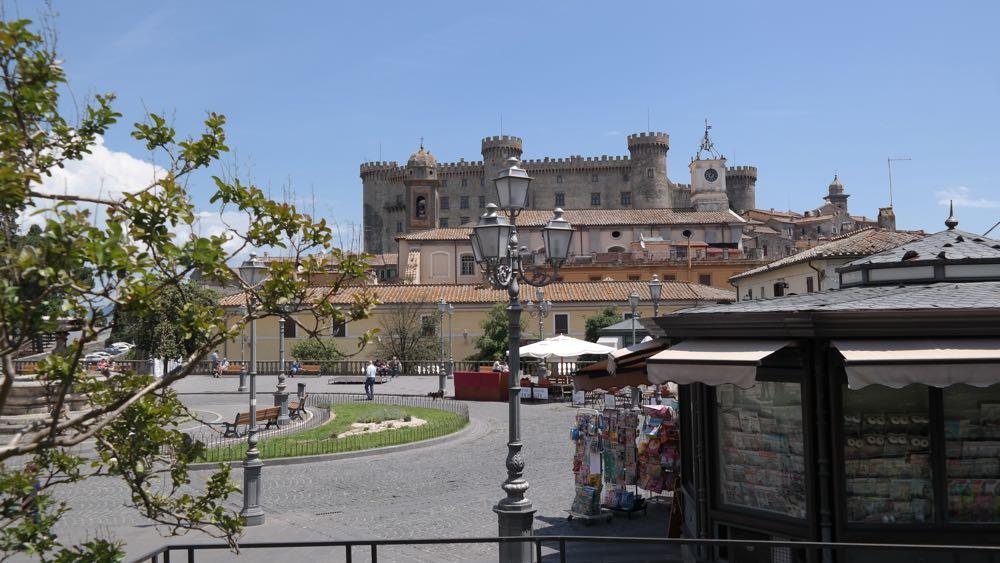 bracciano-castle