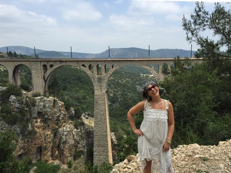 Varda Bridge -Çukurova Turkey