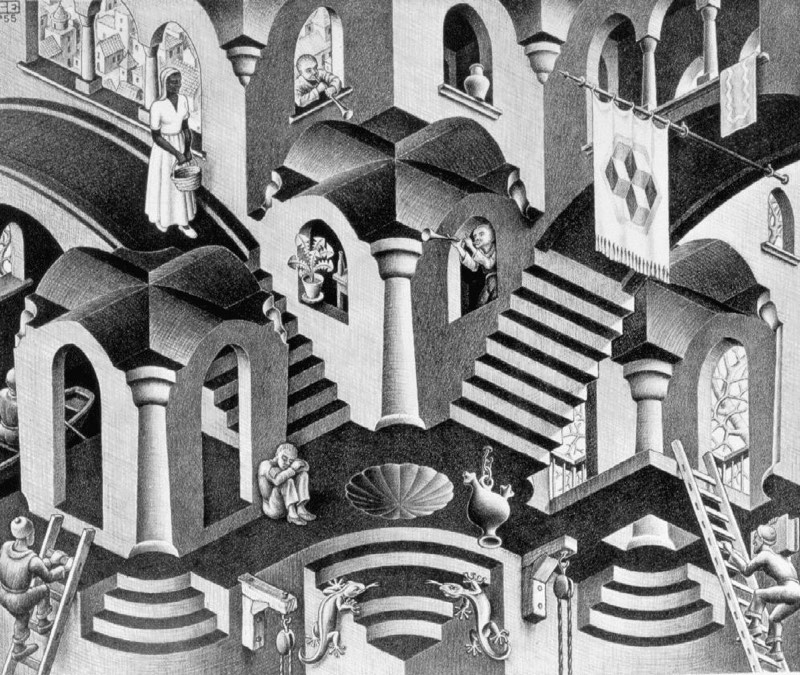 Escher-the-hague