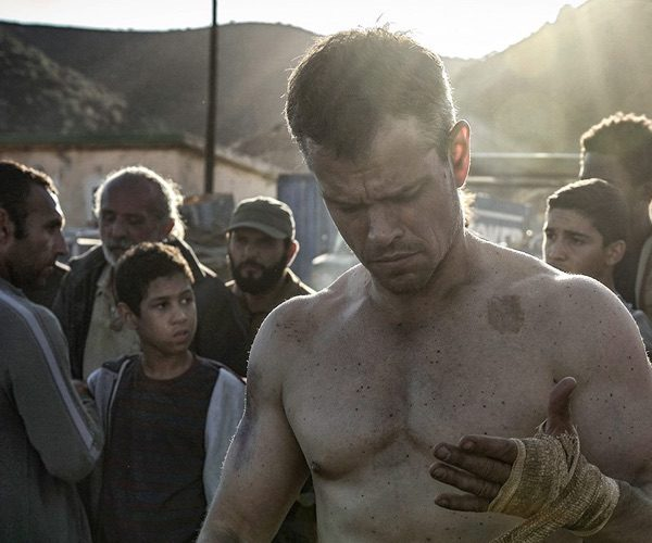 Jason Bourne film review 2016
