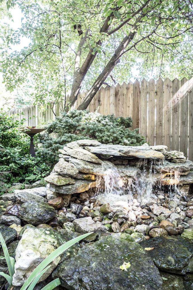The Garden Water Feature