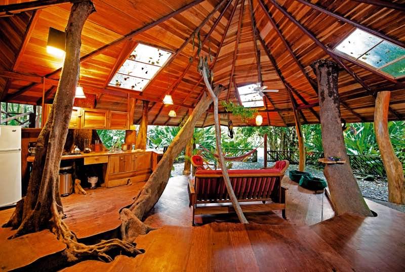 Three-Storey Treehouse