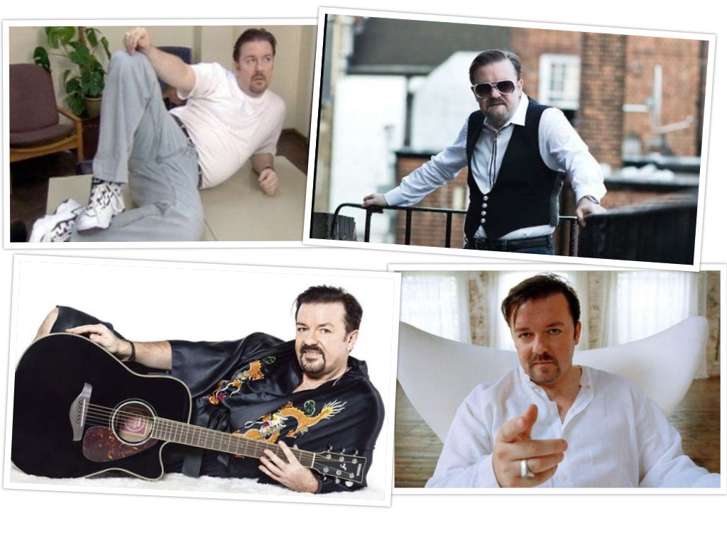 Life on The Road'. David Brent