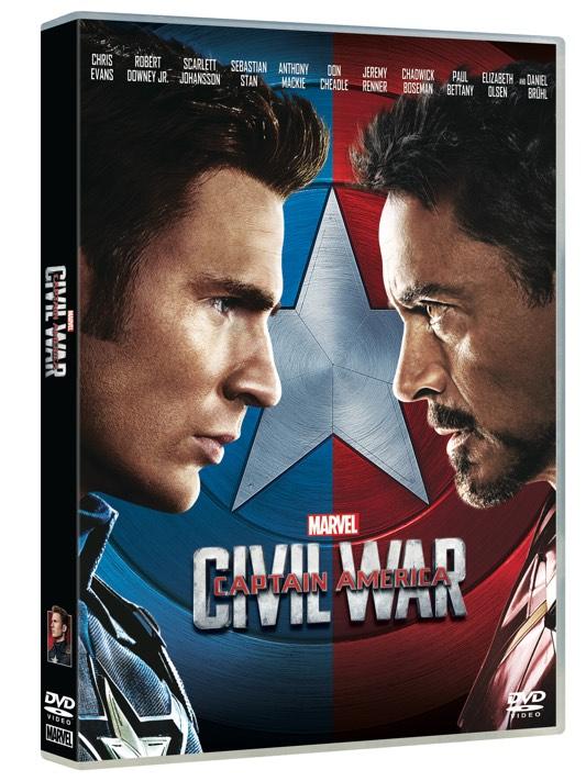 Marvels Captain AmericaCivil War