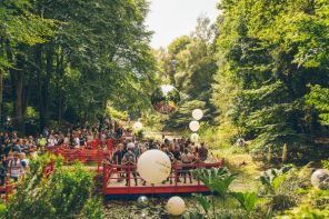 Travel & Music: Festival No6, Wales