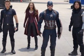 Marvel's Captain America: Civil War out on DVD on 5th Sept – Win a copy on DVD