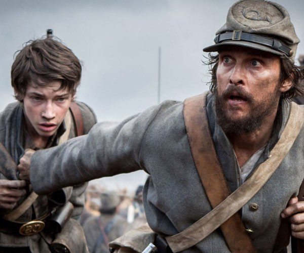 Free State of Jones in cinemas this FRIDAY