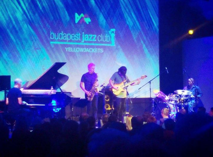 Budapest Jazz Club 2016