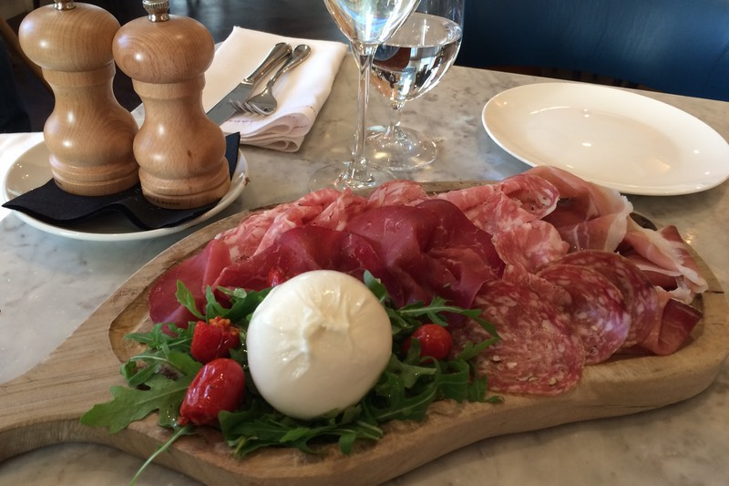 Theos Italian Sunday Brunch London