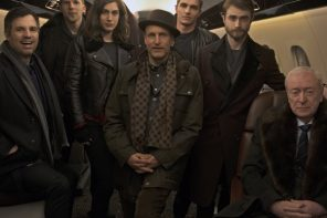 Now You See Me 2 out on DVD from 28th Oct – Win one of three copies!