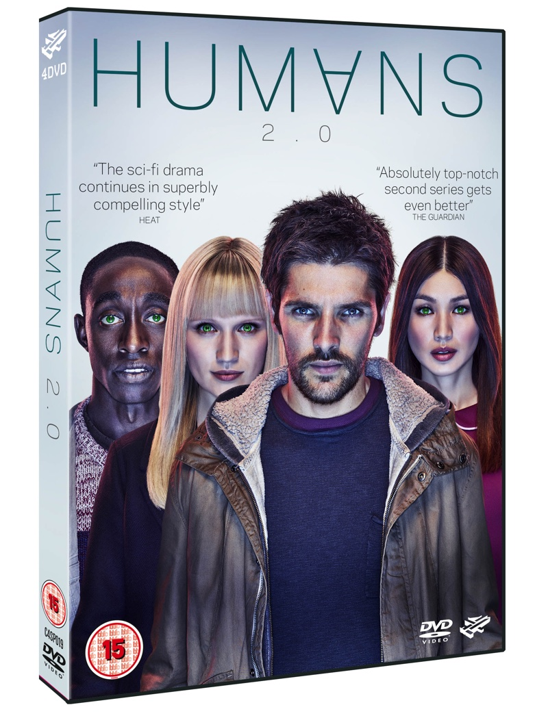 Humans 2.0 now on DVD