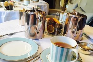 Food: Afternoon Tea @Town House Kensington, London