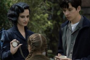 Win Miss Peregrine's Home for Peculiar Children on DVD out on 6th February 2017