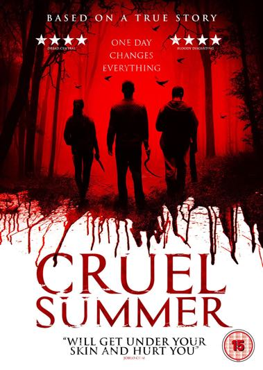 Win Brit Movie Cruel Summer on DVD