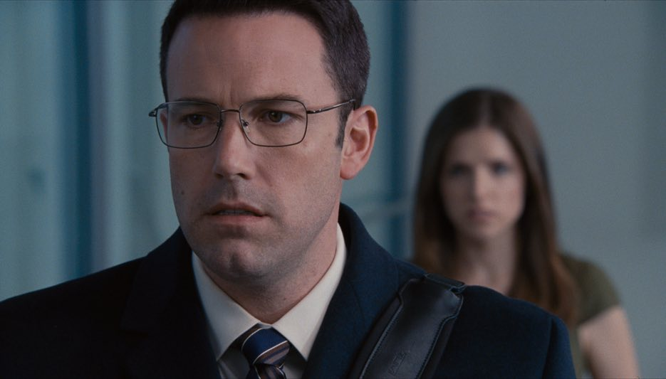 Win THE ACCOUNTANT on DVD!
