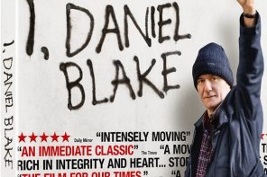Win I, Daniel Blake on DVD