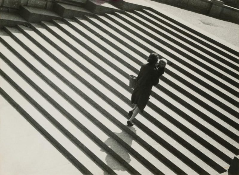 Steps, 1929 Moscow House of Photography
