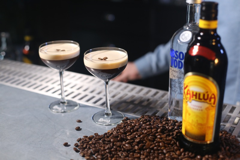 kahlua-drinks-espresso-martini