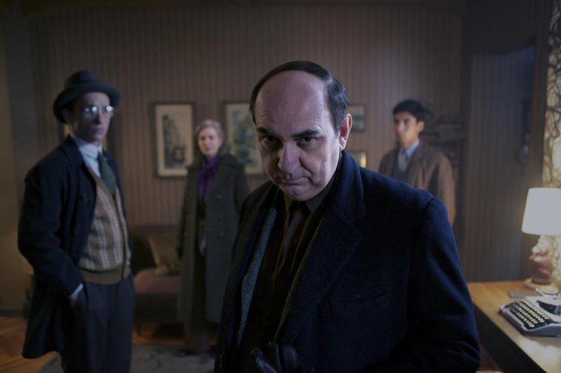 Film Review - Neruda 2017