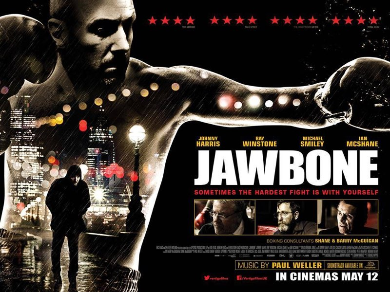 2017 Movie Posters: Film Review: Jawbone