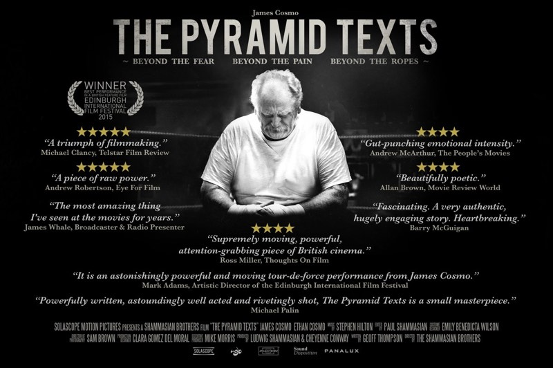 the pyramid text