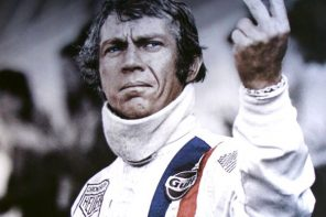 Win: The Man & Le Mans – Steve McQueen on DVD & signed poster