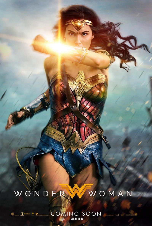 WONDER WOMAN is out in UK cinemas NOW!