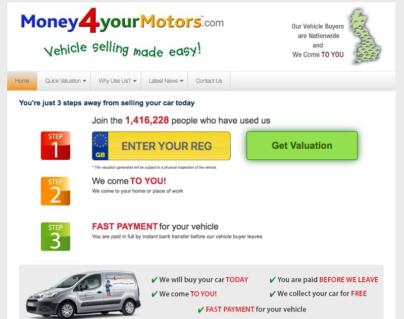 Money4yourmotors