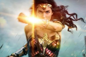 Win an awesome premium bundle with WONDER WOMAN!