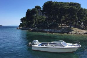 Travel: Fall in Love with Skiathos