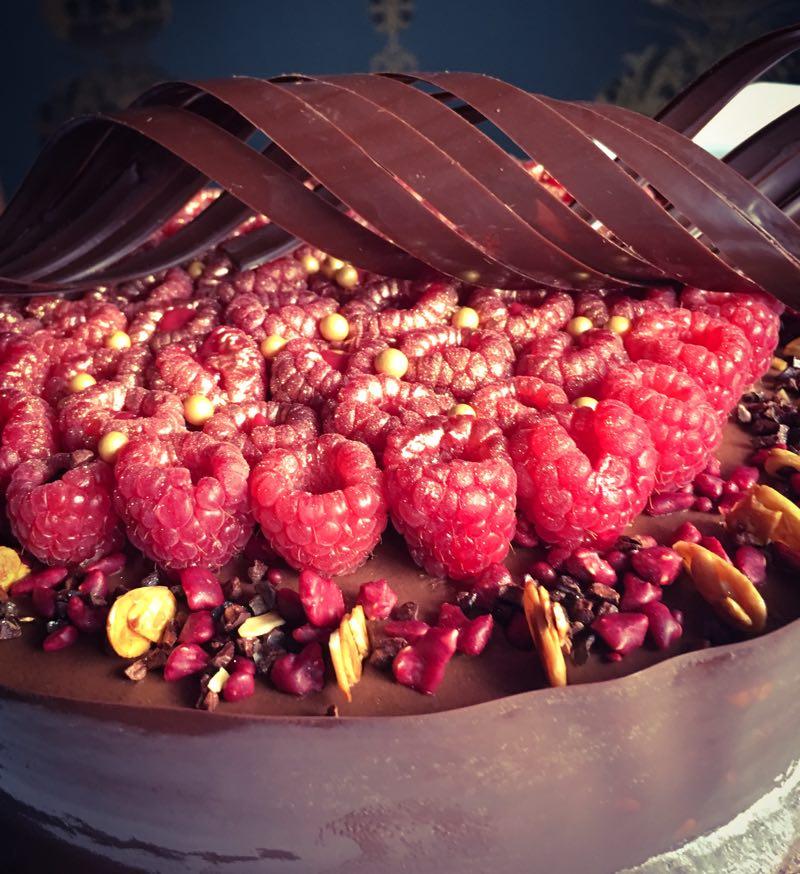 Bohemia's Guilt Free Chocolate Cake 3