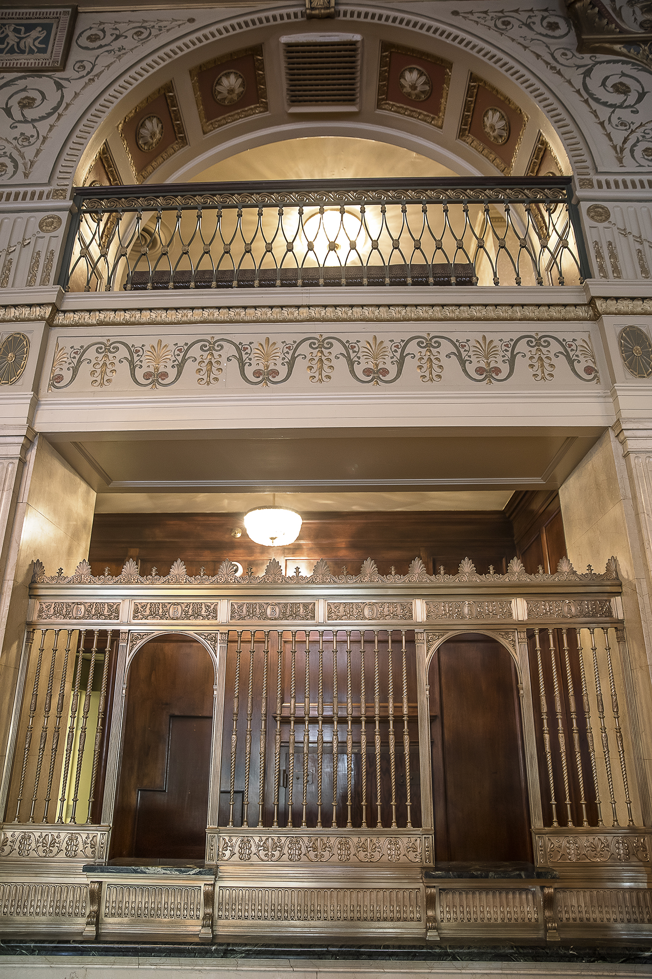 hotel review: the brown hotel, louisville, kentucky, u.s.a.