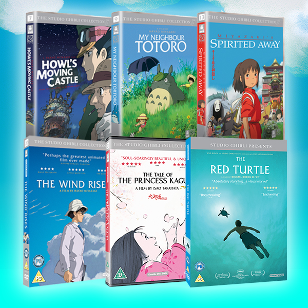 Win The Red Turtle On Dvd Out Now Flush The Fashion