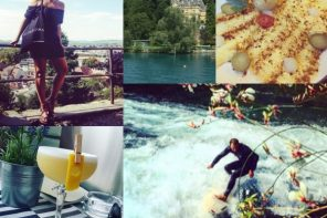 Travel: Swiss chocolate, surfers and sunbathing in central Switzerland