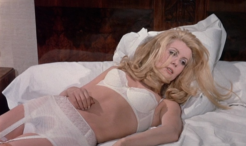 BELLE DE JOUR: 50TH ANNIVERSARY EDITION. OUT MONDAY