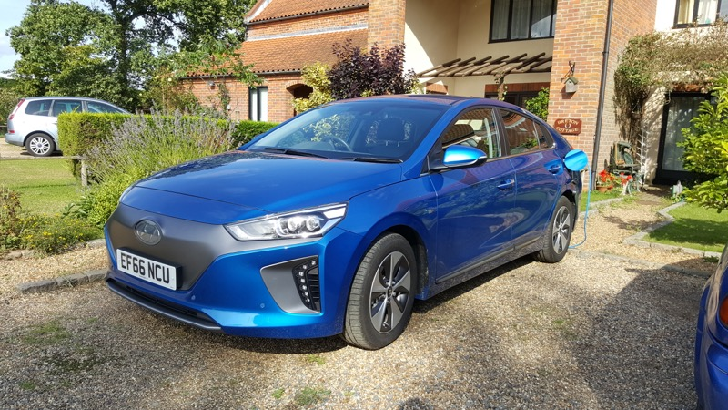 hyundai-ioniq electric review