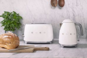 Smeg: Any colour as long as it's…. white?