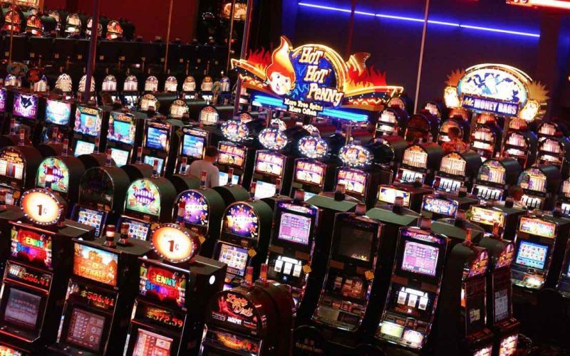 does rivers casino have video poker