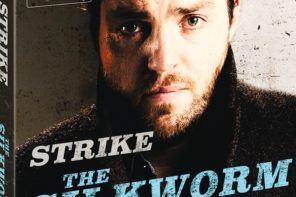 Win: Strike – The Silkworm DVD by Robert Galbraith